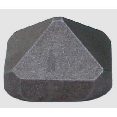 écrou borgne pointe de diamant acier forgé - www.esse.fr