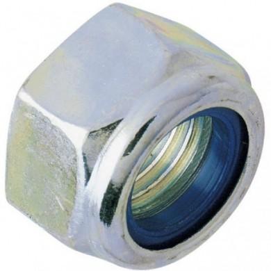 écrou h autofrreinant nylstop frein nylon
