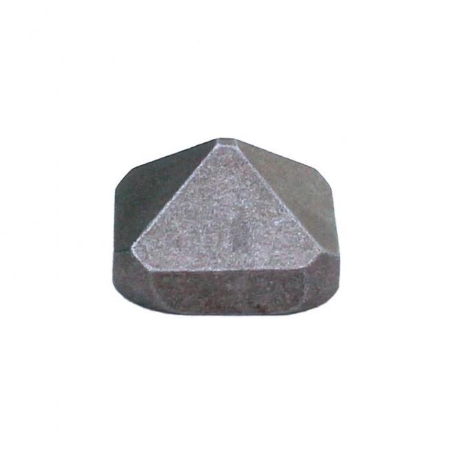 ecrou borgne acier forgé pointe de diamant m0290